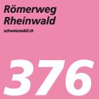 Römerweg Rheinwald