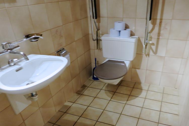 WC Hotel Alpenblick