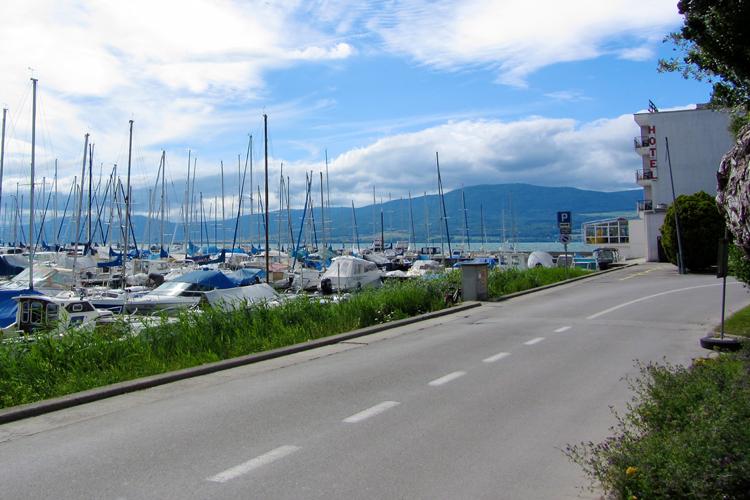 Hafen Estavayer-le-Lac