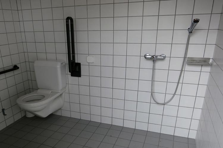 Eurokey-WC Freibad Burgdorf