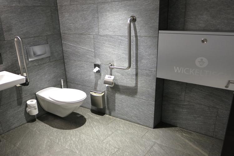 WC Gasthaus zum Rathaus