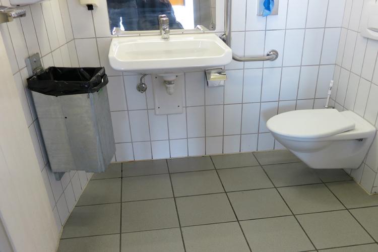 WC Schiffländi