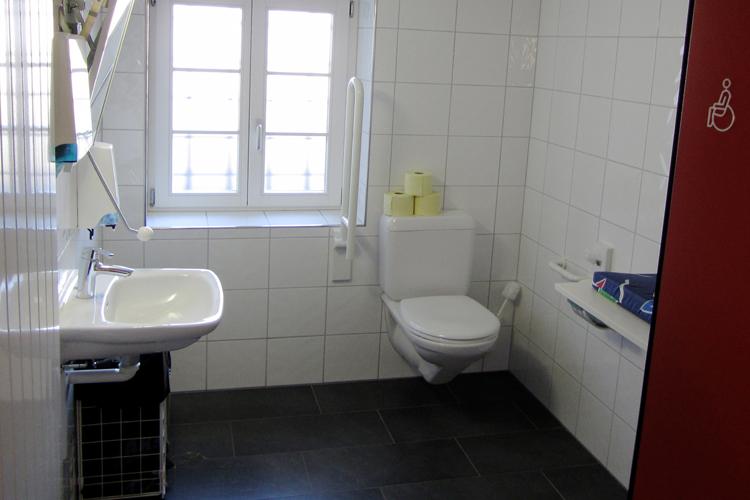 WC Restaurant Mühle