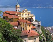 Wallfahrtskirche Madonna del Sasso
