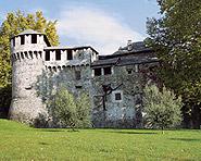 Visconti Schloss - Locarno