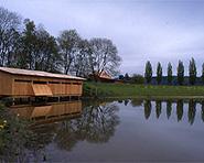 Das SVS-Naturschutzzentrum La Sauge