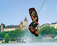 Estavayer-le-Lac et son ski nautique