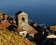 Romanische Kirche von Saint-Saphorin