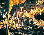 Tropfsteinhöhlen Vallorbe