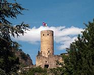 Schloss La Bâtiaz