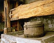 Le pressoir de Sessa (Malcantone)