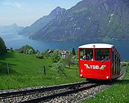 Treib - Seelisberg Cable Railway