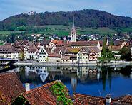 Old town Stein am Rhein