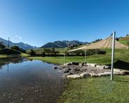 Lac de baignade de Davos Munts