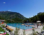 Frei- und Seebad Géronde Sierre