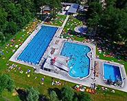 Giessenpark outdoor swimming pool Bad Ragaz