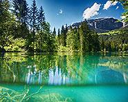 Lago di Cresta Trin