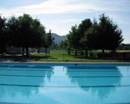 Full swimming pool