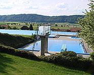 Schwimmbad Messen