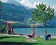 Bains de Hopfräben à Brunnen
