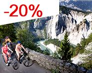 «Best of Rhein-Route» in e-bike – con i trasporti pubblici