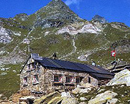 Binntalhütte SAC