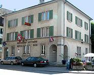 Bar Restaurant Hotel Gotthard