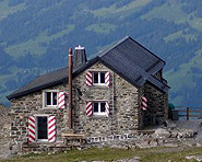 Cabane des Diablerets CAS
