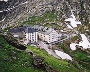 Col du Grand St-Bernard