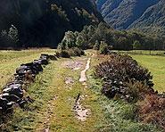 Schwarze Brüder im Val Verzasca