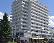 Hotel Eden-Montana