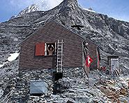 Guggihütte SAC (teilweise bewartet)