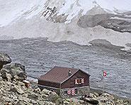 Rottalhütte SAC (teilweise bewartet)