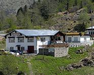 Rifugio Lago Ritom – Berghaus