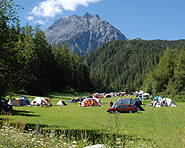 TCS Camping Scuol