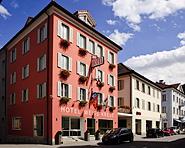 Hotel Weiss Kreuz Thusis AG