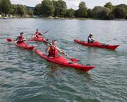 Noleggio canoa: Bielersee