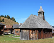 35 Walserweg: Thusis - Obermutten - Mulegns