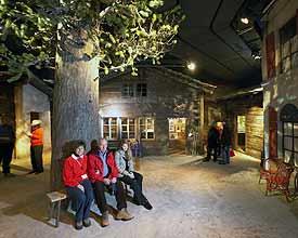 Matterhorn Museum Zermatlantis