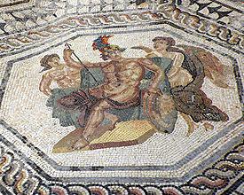 Mosaïques romaines d'Orbe-Boscéaz