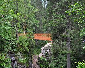 Die Täuferbrücke