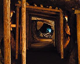 Asphalt mines