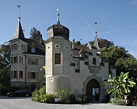 Seeburg Park and Seeburg Castle