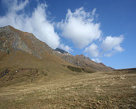 The Lukmanier Pass
