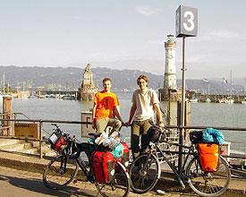 Spätsommertour auf den Routen 9 und 8 durch die Schweiz