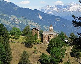 Château Hohen Rätien