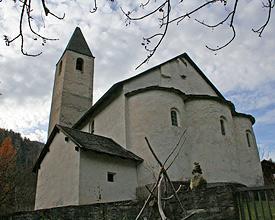 Chiesa di S. Pietro in Mistail