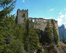 Ruines du château de Belfort