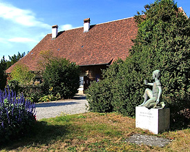 Casa di Albert Anker