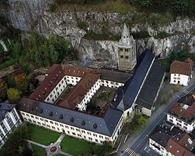 Abbey Saint-Maurice